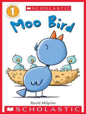 cover image of Moo Bird