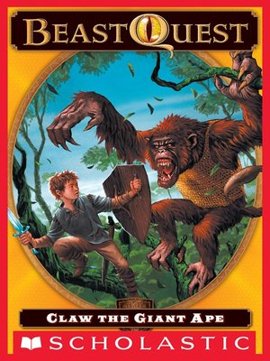 cover image of Claw the Giant Ape