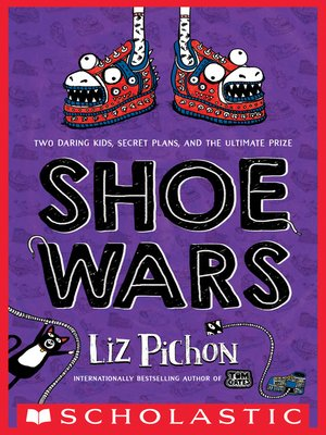 cover image of Shoe Wars
