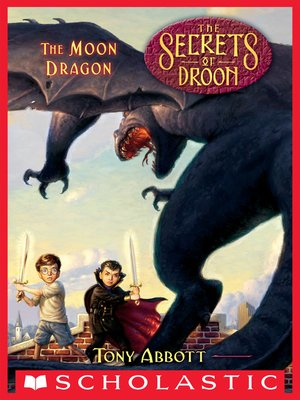 cover image of The Moon Dragon