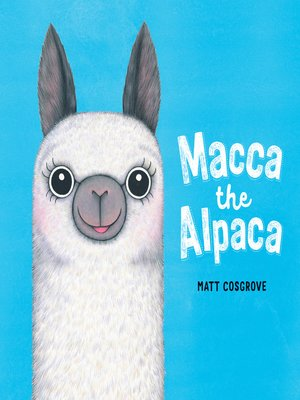 cover image of Macca the Alpaca