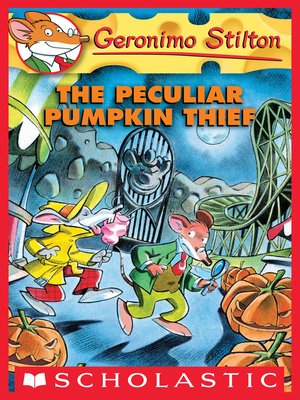 cover image of The Peculiar Pumpkin Thief