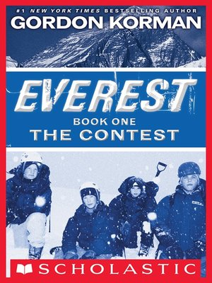 cover image of The Contest