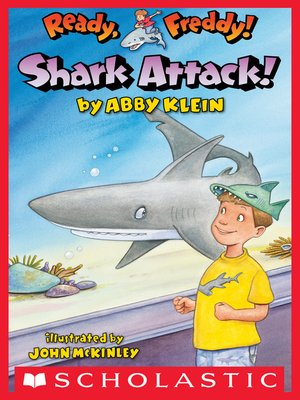 cover image of Shark Attack!