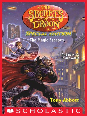cover image of The Magic Escapes
