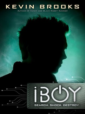 cover image of iBoy