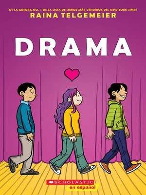 cover image of Drama (Spanish Edition)