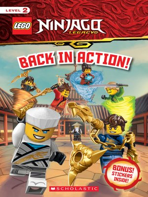 cover image of Back in Action!