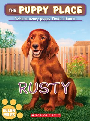 cover image of Rusty