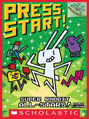 cover image of Super Rabbit All-Stars!