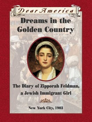 cover image of Dreams in the Golden Country