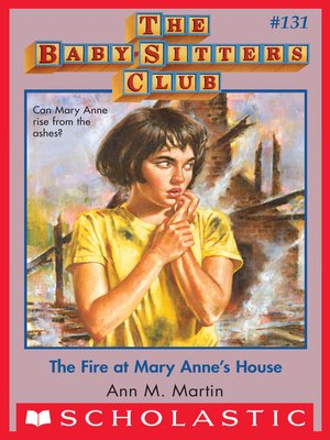 cover image of The Fire at Mary Anne's House