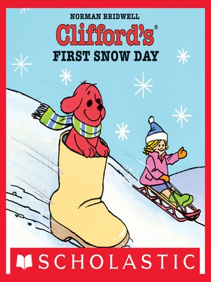 cover image of Clifford's First Snow Day