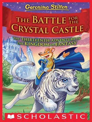 cover image of The Battle for Crystal Castle