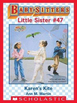 cover image of Karen's Kite