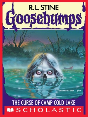 cover image of The Curse of Camp Cold Lake