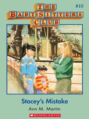 cover image of Stacey's Mistake
