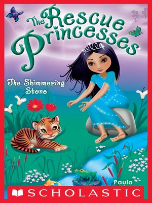cover image of The Shimmering Stone