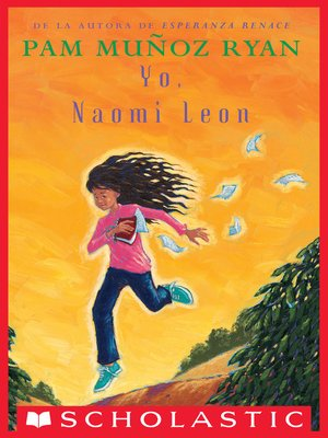 cover image of Yo, Naomi León (Becoming Naomi Leon)