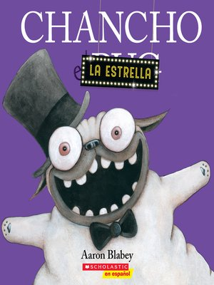 cover image of Chancho la estrella (Pig the Star)