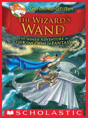cover image of The Wizard's Wand