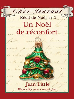 cover image of Un Noël de réconfort