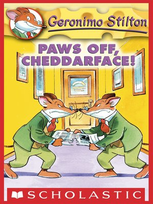 cover image of Paws Off, Cheddarface!