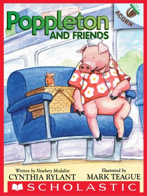 cover image of Poppleton and Friends