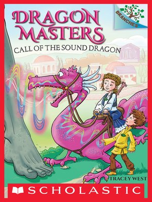 cover image of Call of the Sound Dragon