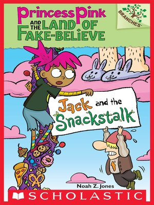 cover image of Jack and the Snackstalk