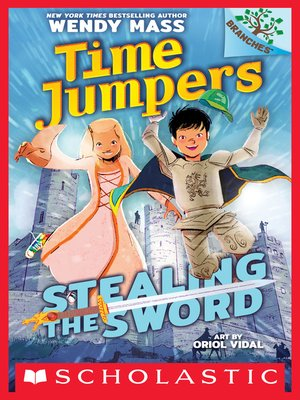 cover image of Stealing the Sword