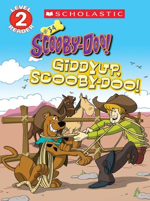 cover image of Giddyup, Scooby