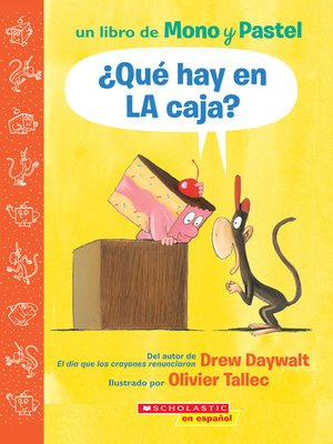 cover image of ¿Qué hay en la caja?  (What Is Inside This Box?)