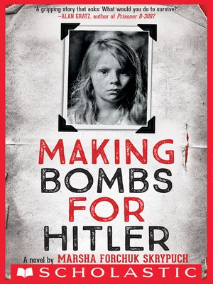cover image of Making Bombs for Hitler