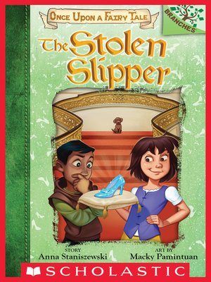 cover image of The Stolen Slipper