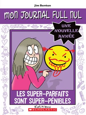 cover image of Les supers-parfaits sont supers pénibles