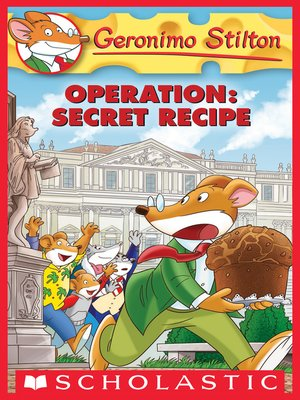 cover image of Operation Secret Recipe