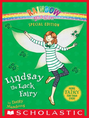 cover image of Lindsay the Luck Fairy