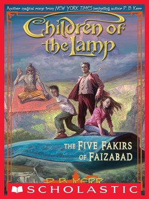 cover image of The Five Fakirs of Faizabad