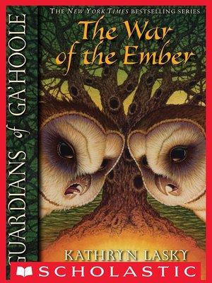cover image of War of the Ember