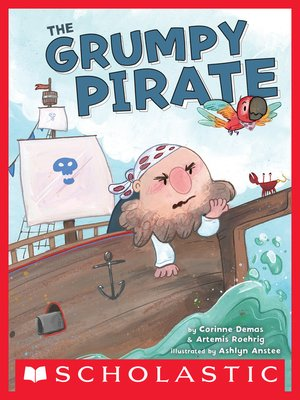 cover image of The Grumpy Pirate