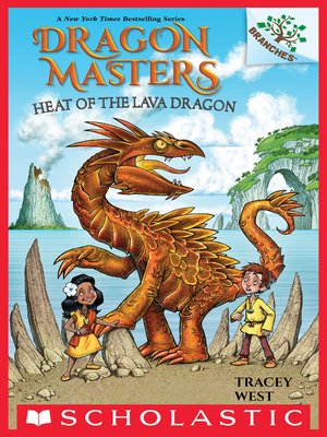 cover image of Heat of the Lava Dragon