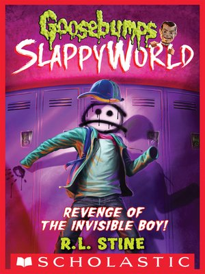 cover image of Revenge of the Invisible Boy
