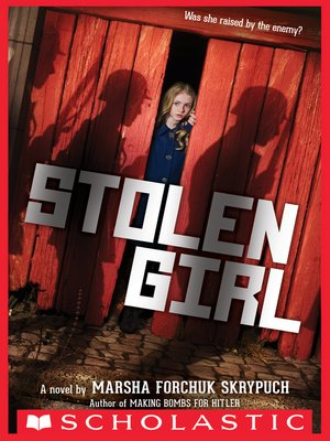cover image of Stolen Girl
