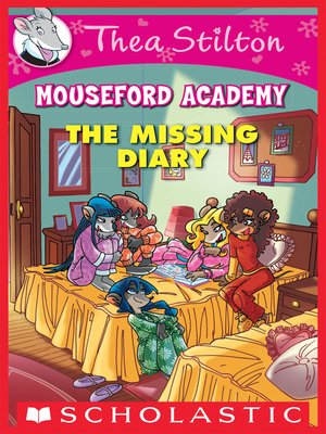 cover image of The Missing Diary