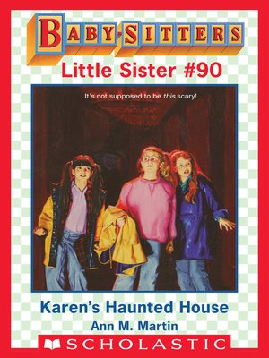 cover image of Karen's Haunted House