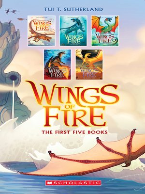 cover image of Wings of Fire