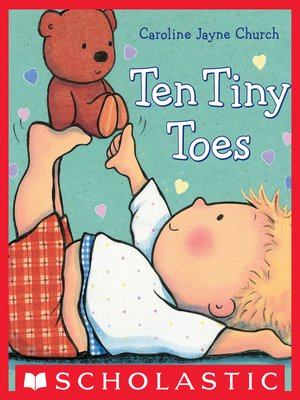 cover image of Ten Tiny Toes