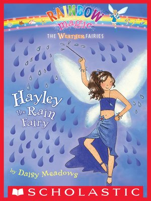 cover image of Hayley the Rain Fairy