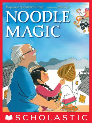 cover image of Noodle Magic